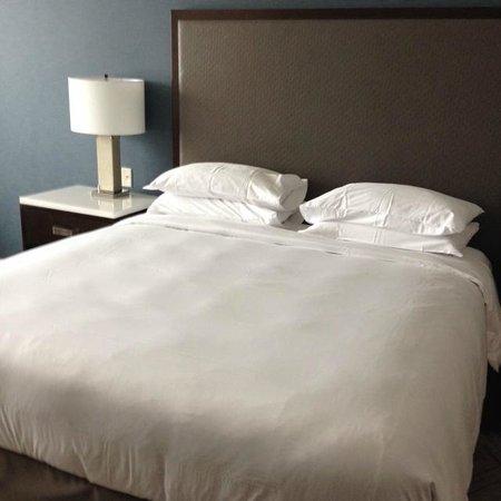Hyatt Regency Atlanta Perimeter at Villa Christina: Comfy Bed