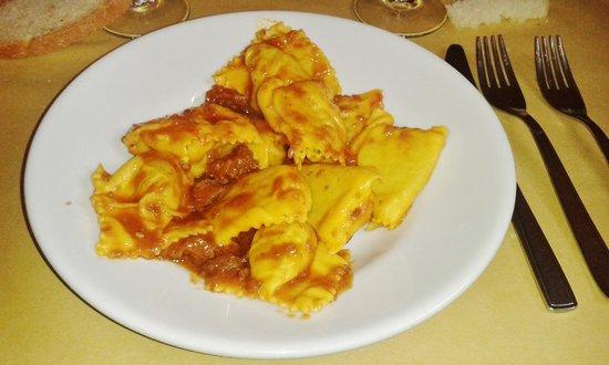 Residenza di Campagna Montelleri: I tortelli di patate