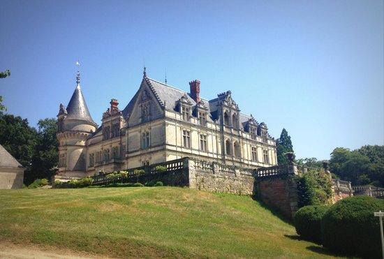 写真Gardens of the Chateau de la Bourdaisiere枚