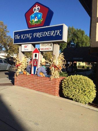 King Frederik Inn: Nov 5,2014