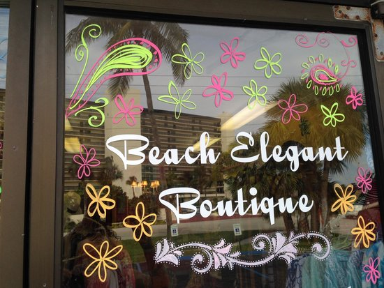 Beach Elegant Boutique