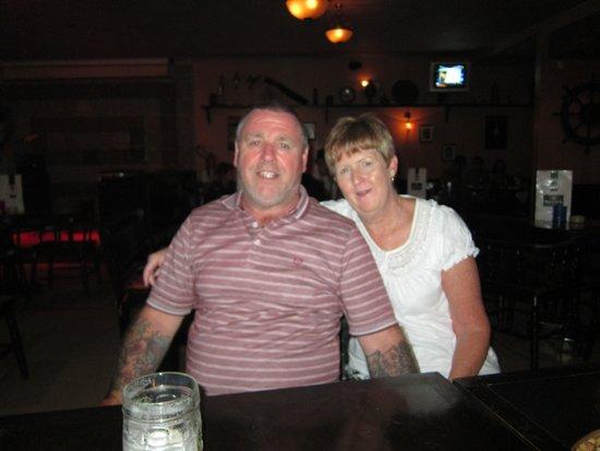 Puca Irish Pub : in irish bar