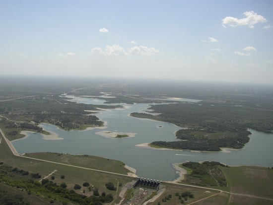 Victoria, TX: Coleto Creek Reservoir