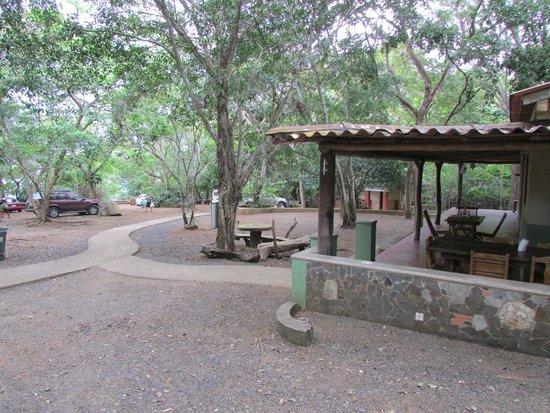 La Playita Resort: Area Recreativa