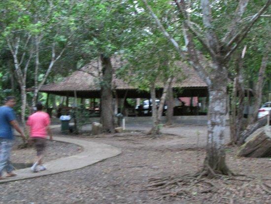 La Playita Resort: Restaurante