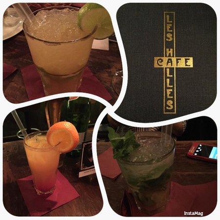 Les Halles: Cocktails