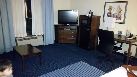 Hampton Inn & Suites Orlando-Apopka: Room