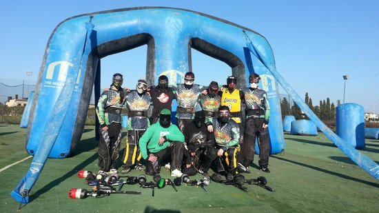 Hallucinate Paintball Park