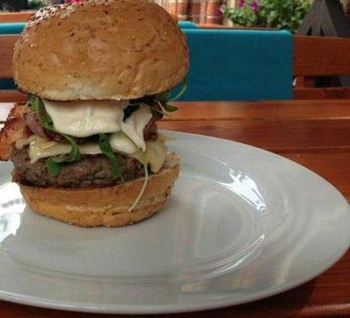 Original Burger: Hamburguer!!!