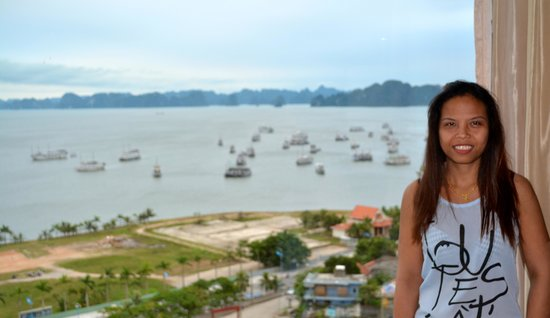 Royal Villas Halong: View from the room