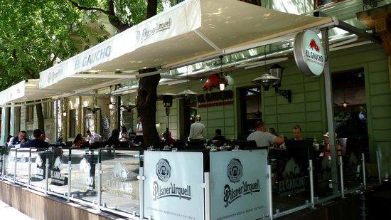 El Gaucho Argentinian Steakhouse: Como en casa ...