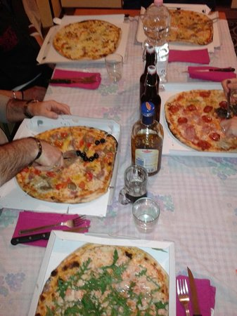 Bep's pizza Sabbio Chiese - BS