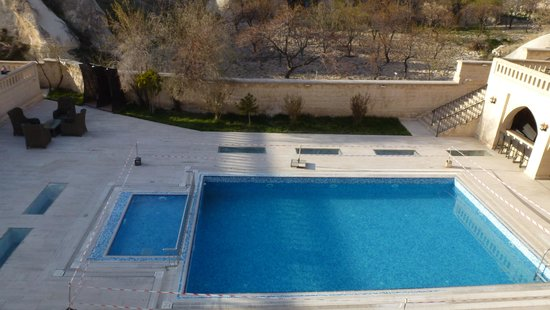 Dilek Kaya Hotel: Swimming pool