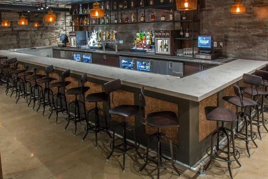 The Lounge Bar - Picture of PUBLIC kitchen + bar, Saint Paul ...