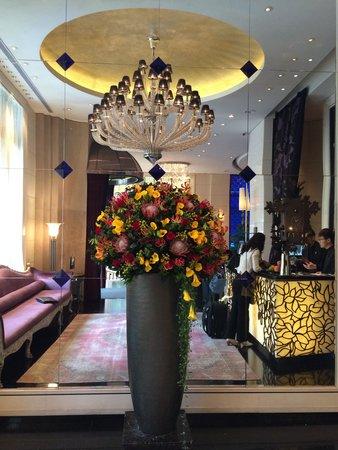 Hotel Eclat Taipei : Reception