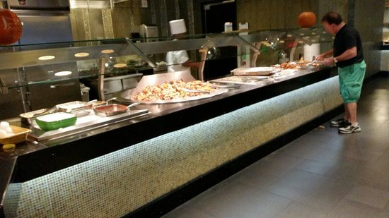 Palace Casino Resort: Seafood buffet