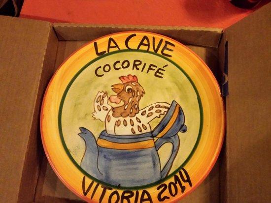 La Cave: Cerâmica da Boa Lembrança