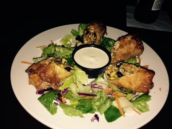 Riverside Grille: Very good appetizers!