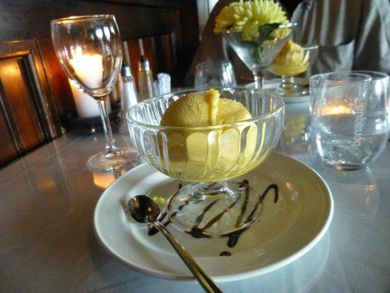 Steakers: Can't beat vanilla ice cream