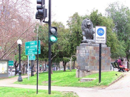 Parque Uruguay