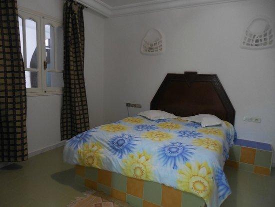 Matmata Hotel: simple (non-cave) room