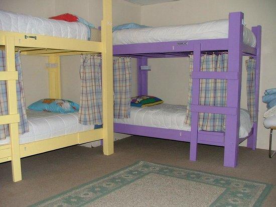 Leadville Hostel: Dorm room