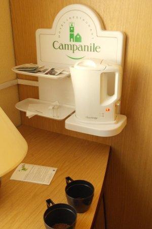 Campanile Hotel - Old Town: Set per caffé/té