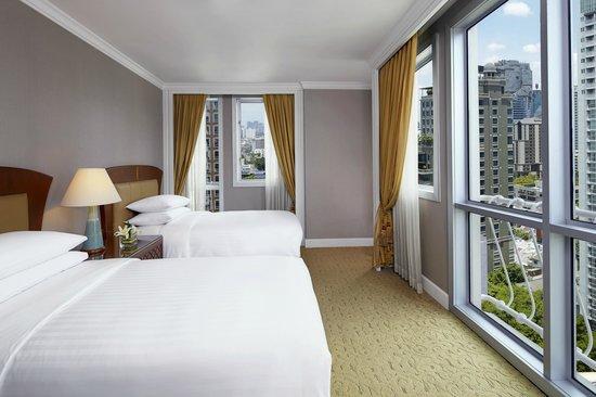 Mayfair, Bangkok - Marriott Executive Apartments : Three Bedroom Suite