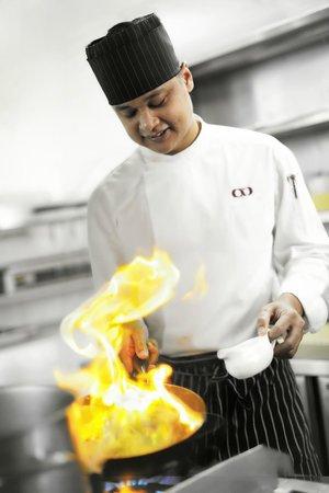 Mayfair, Bangkok - Marriott Executive Apartments : Authentic Thai Cuisine