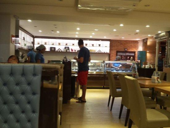 Cremino Gelato E Caffe : Interior