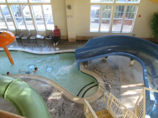 Hampton Inn & Suites North Conway: Kiddie pool