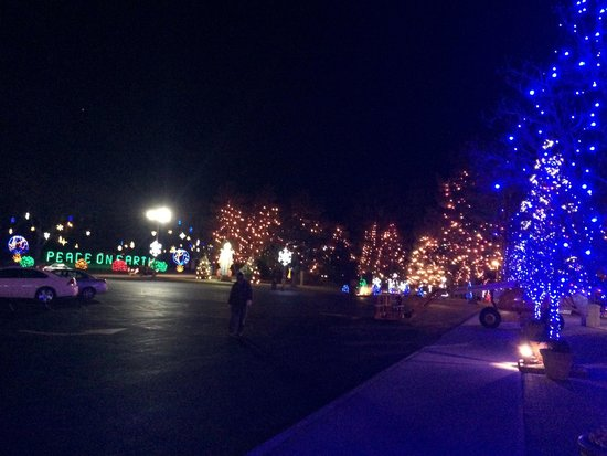 La salette lights in attleboro ma
