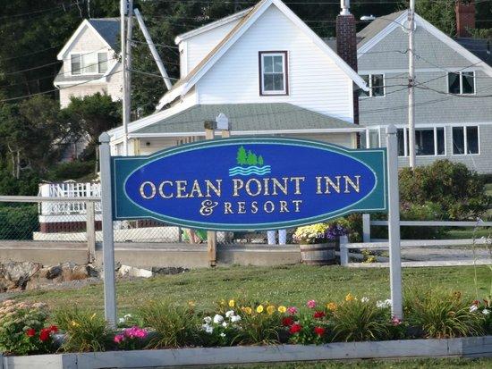 Ocean Point Inn and Resort : Hotel View