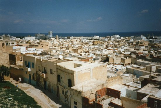 Cashbah de Sousse : View from the Kasbah