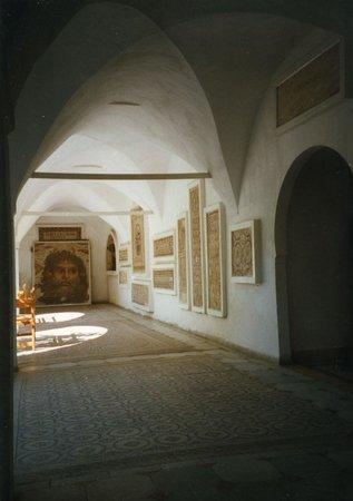 Cashbah de Sousse : Mosaics in the Archaeological Museum