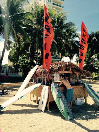 Waterworld Surfing School