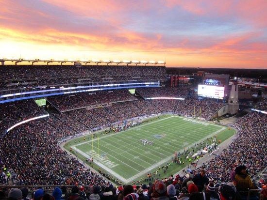 Beautiful stadium - Picture of Gillette Stadium, Foxboro - TripAdvisor