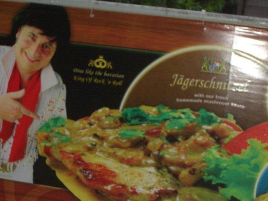 Saiboo German Restaurant: Ritchie wir freuen uns .. auf bald ..