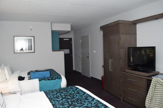 Courtyard Wilmington Downtown/Historic District : Standard 2-Queen Room - 4th Floor