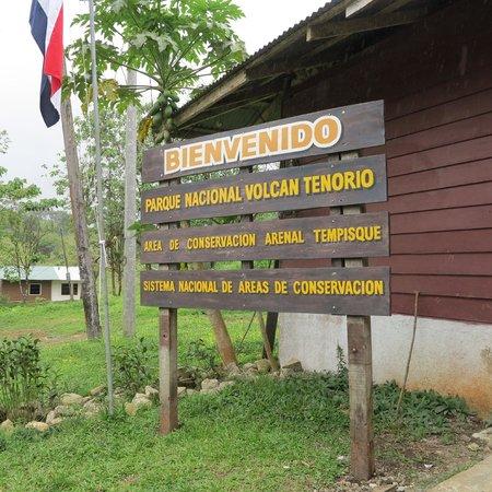 Rio Celeste: Tenorio