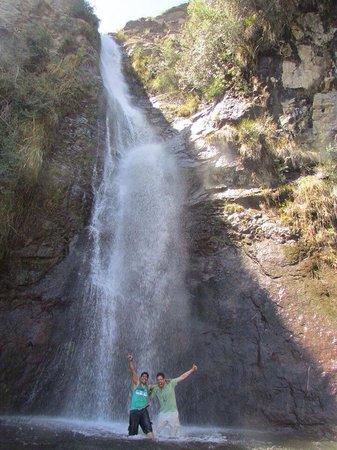 Parque Natural Aguas de Ramon: Oasis a pasos de la cuidad.