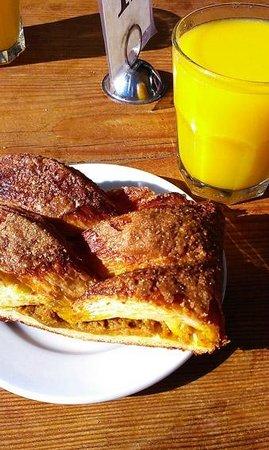 Big Sur Bakery & Restaurant: Pumpkin-Strudel