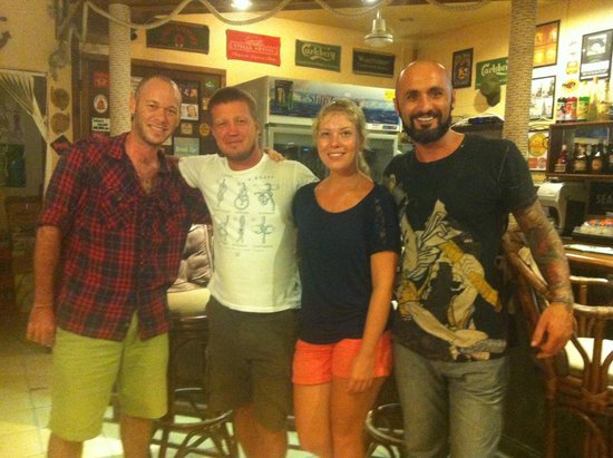 Beach Breeze Guesthouse: Russian Guests
