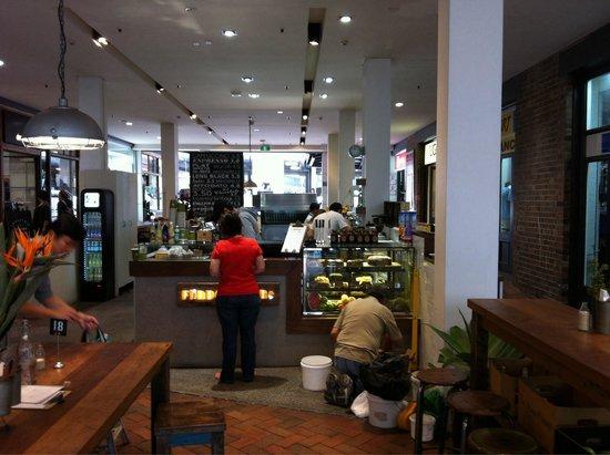 Flinders Lane Cafe