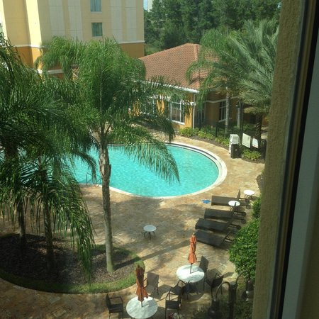 Homewood Suites by Hilton Lake Buena Vista-Orlando: pool view