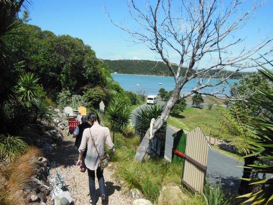 Isla Waiheke, Nueva Zelanda: Art Gallery Visit with Ananda Tours