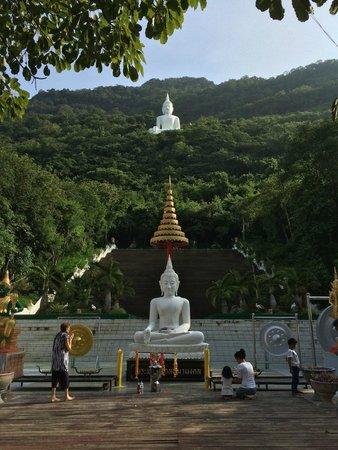 Pak Chong, Thaïlande : Wat Thep Phithak Punnaram Temple