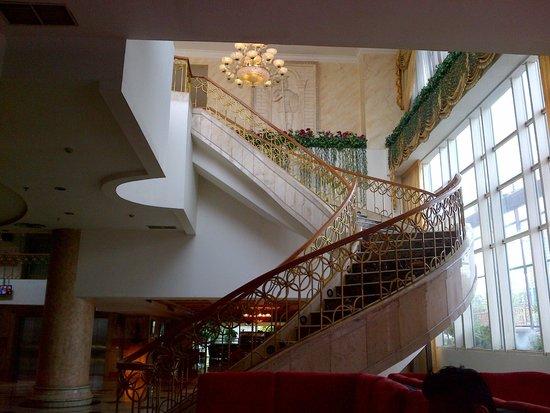 Twin Plaza Hotel Jakarta: Lobby