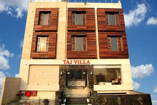 Image result for hotel taj villa agra