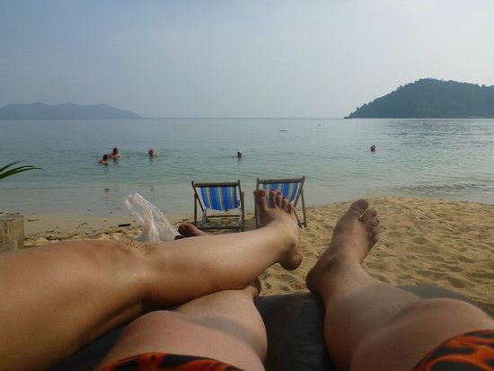 Kong Koi Beach: пляж